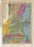 Geological map of the areas surrounding Amherst College