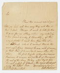 Jeffery Amherst letter to Colonel John Bradstreet, July 24