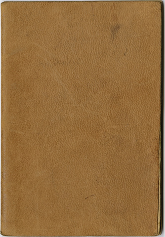 Edward Hitchcock account book, 1852 April 26 to 1859 June 22