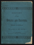 History of the Ottawa and Chippewa Indians of Michigan: a grammar of their language, and personal and family history of the author