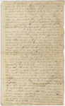 Edward Hitchcock notes on religious conversion, 1817 December