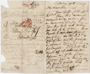 William Wordsworth letter to Robert Pearse Gillies, 1817 September 19