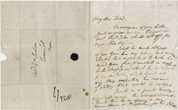 William Wordsworth and Mary Wordsworth letter to William Jackson, [1827] January 26