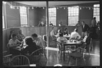 Photographs of the Fayerweather Social Center, 1978 April