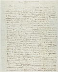 Edward Hitchcock letter to an unidentified recipient, 1850 September 21