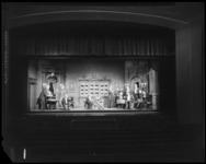 Photographs of The Wild Duck in Kirby Theater, 1962