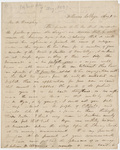 Joseph Alden letter to Heman Humphrey, 1839 August 9
