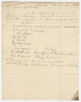 Appointments for the Junior Exhibition, 1824 March 30