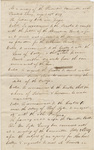 Luke Sweetser copy of the votes passed at a Prudential Committee meeting sent to the Trustees of Amherst College, 1839 August 13