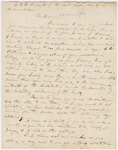 Faculty letter to the Anti-Slavery Society, 1834 November 26