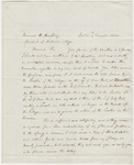 David Sears letter to Heman Humphrey, 1844 December 4