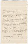 Zechariah Eddy letter to Heman Humphrey, 1824 May 4