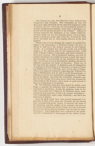 Bound pamphlets regarding the Charity Fund and the founding of Amherst College, 1818-1881