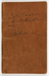 Amherst College financial subscription notebook, 1832 March 10