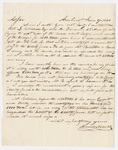 David Mack letter to unidentified recipient, 1841 June 17