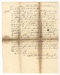 Copy of a resolution passed by the Trustees of Amherst Academy, 1825 March 15