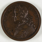 Copper medal commemorating the British military successes of 1758