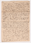 Sidney Brooks letter to Henry Cobb Brooks, 1835 October 30