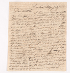 Sidney Brooks letter to Obed Brooks, Jr., 1838 July 19