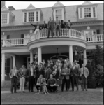 Photographs of Phi Delta Sigma, 1966 May
