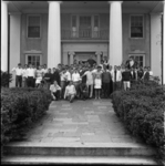 Photographs of Alpha Delta Phi, 1966 May
