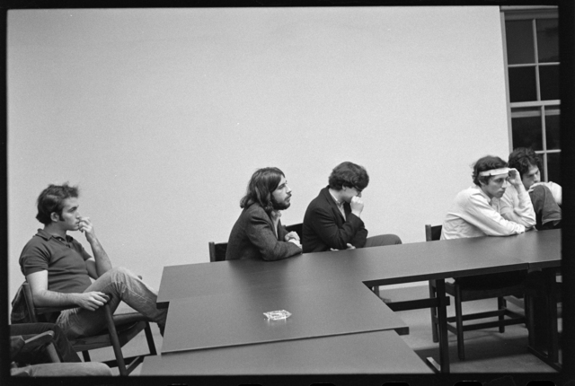 Photographs of Young Alumni Weekend, 1973 April 20