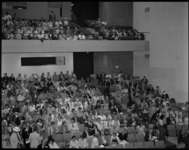 Photographs of Glee Club concert, 1973
