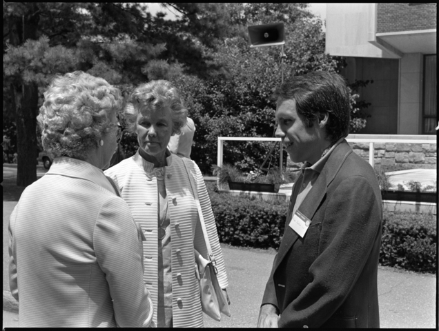 Photographs of Alumni Reunion, 1974 June 7-8