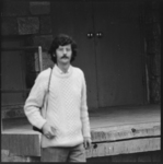 Photographs of people on campus, 1973 October 10