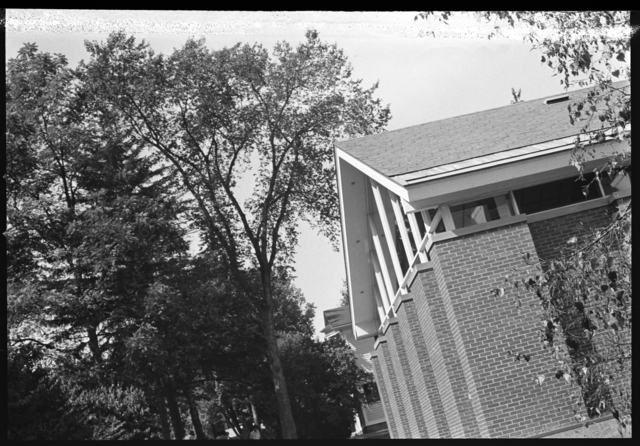 Photographs of students on campus, 1973 September 5 and 10