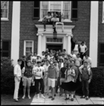 Photographs of Delta Upsilon, 1967 May