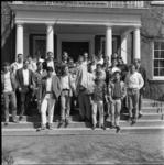 Photographs of Alpha Delta Phi and Beta Theta Pi, 1967 April