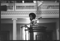 Photographs of Black Moratorium, 1969 May 14