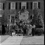 Photographs of Alpha Theta Xi, 1967
