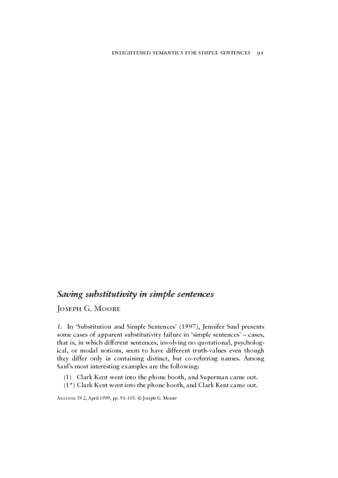 Saving Substitutivity in Simple Sentences copy.pdf